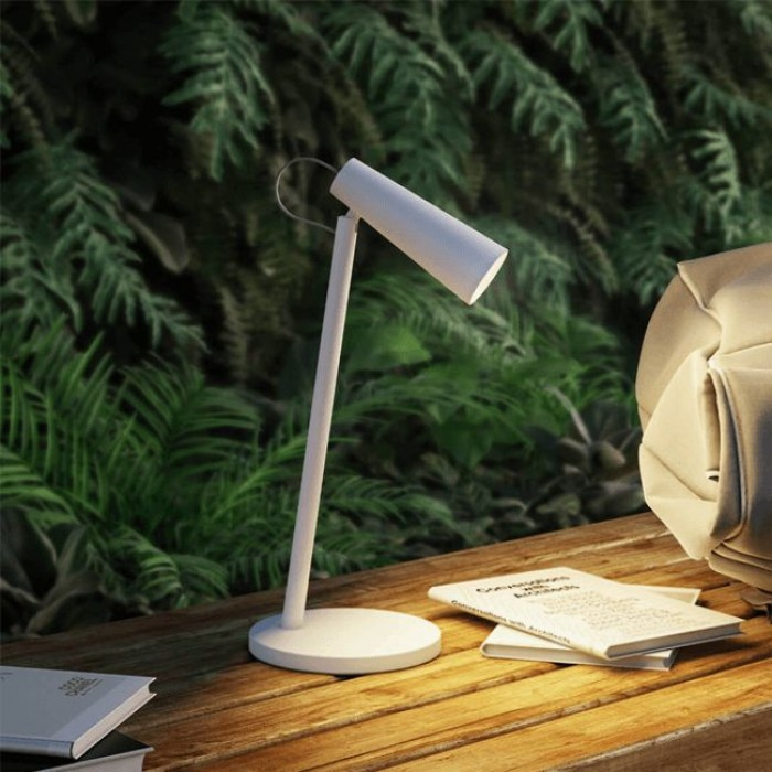 Настольная лампа Xiaomi Mijia Rechargeable Desk Lamp MUE4089CN, 6 Вт