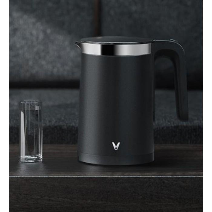 Чайник Xiaomi Viomi Smart Kettle Bluetooth, чёрный цвет