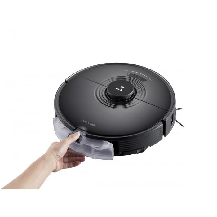 Робот-пылесос Roborock S7 (RU) чёрный