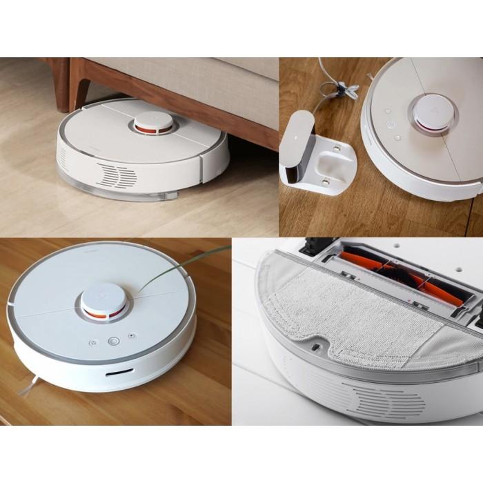 Робот-пылесос Xiaomi Roborock Sweep One S50 белый