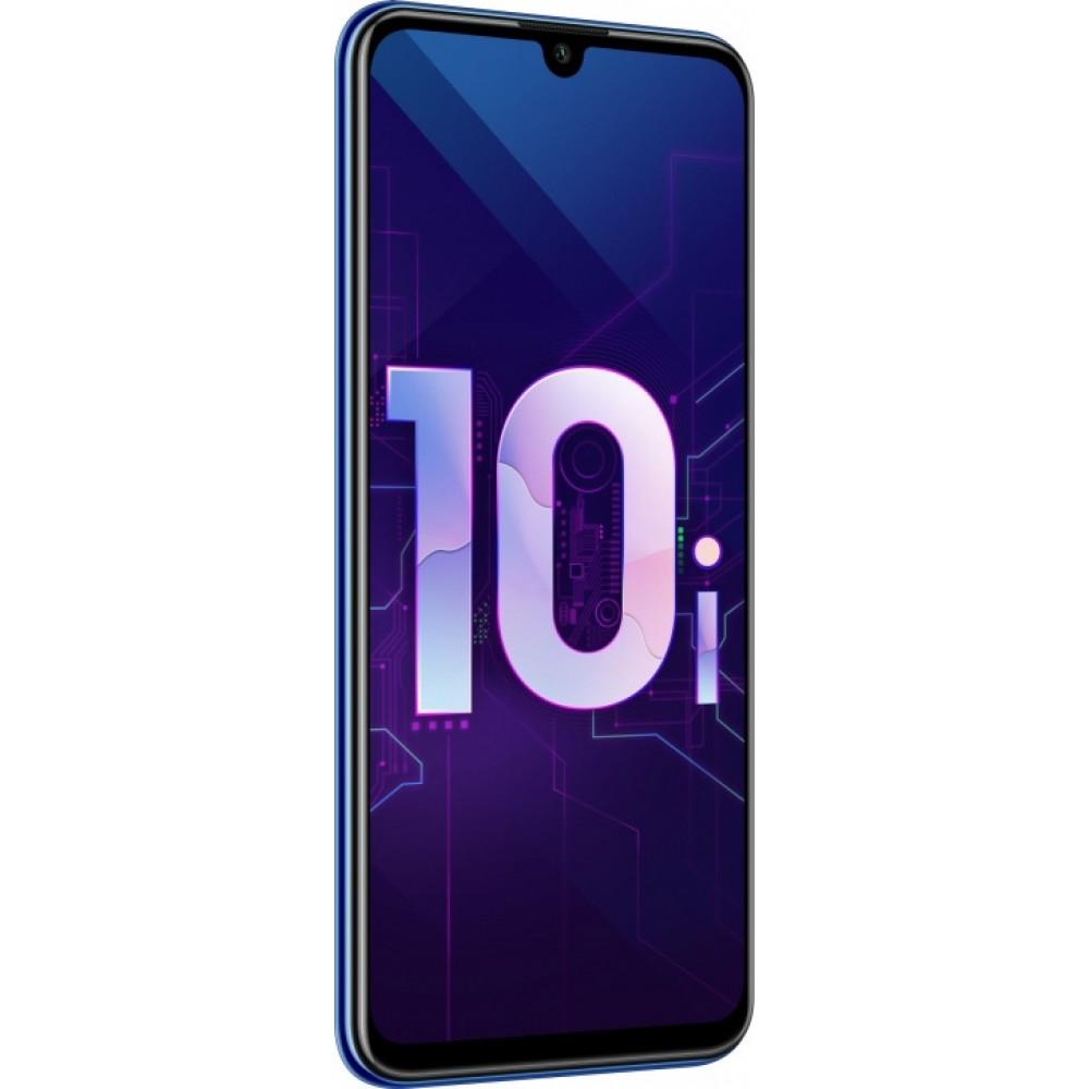 Honor 10i 128GB мерцающий синий