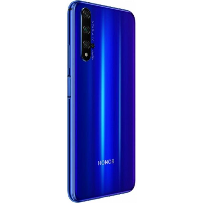 Honor 20 6/128GB сапфировый синий
