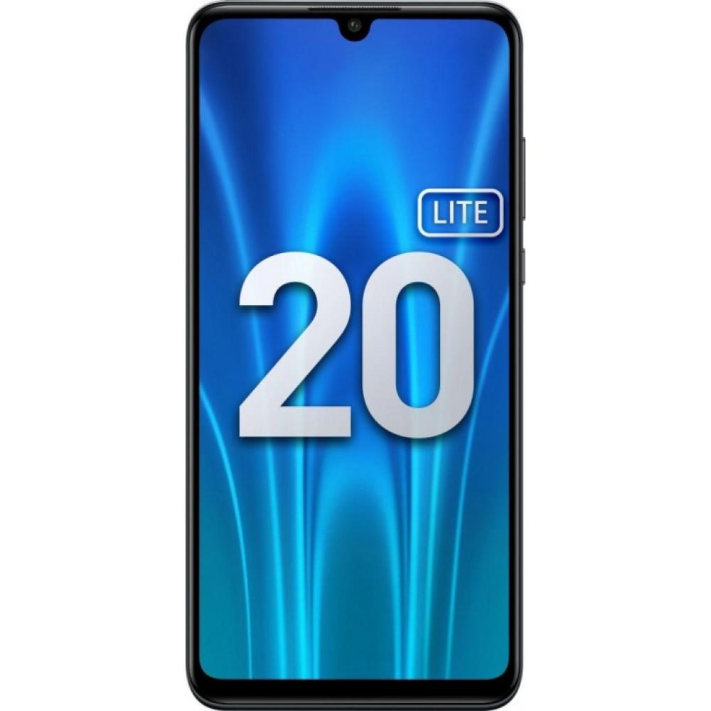 Honor 20 Lite 4/128GB (RU) полночный чёрный
