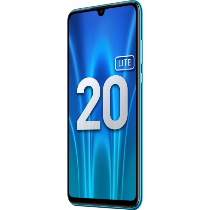 Honor 20 Lite 4/128GB (RU) сине-фиолетовый