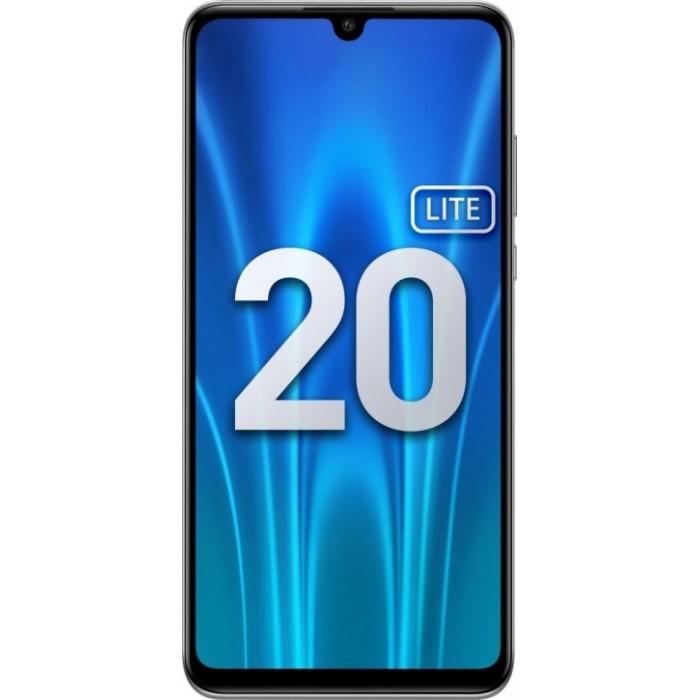 Honor 20 Lite 4/128GB (RU) ледяной белый