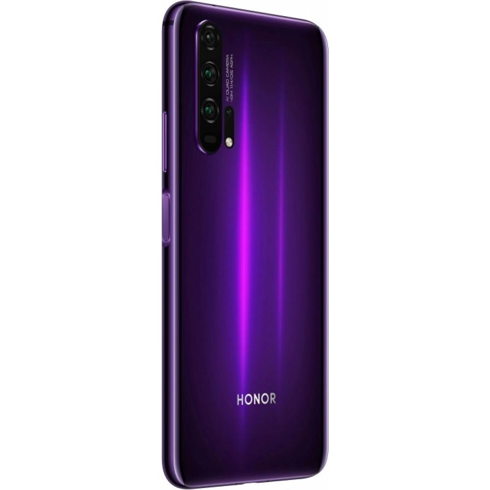 Honor 20 Pro 8/256GB мерцающий чёрно-фиолетовый