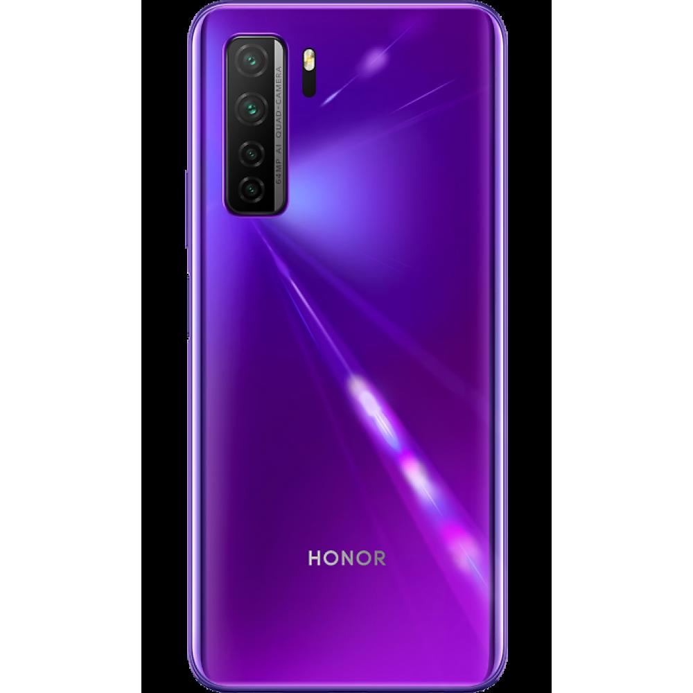 Honor 30S неоновый фиолетовый