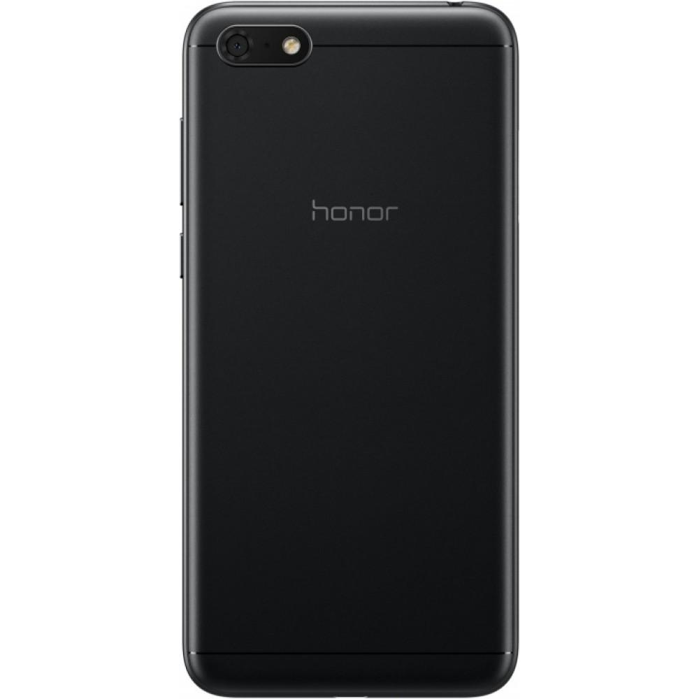 Honor 7A Prime чёрный