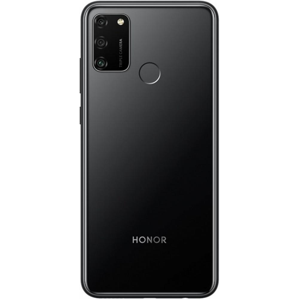 Honor 9A чёрный