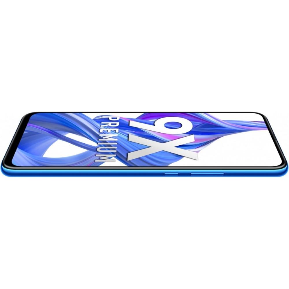Honor 9X Premium 6/128GB сапфировый синий