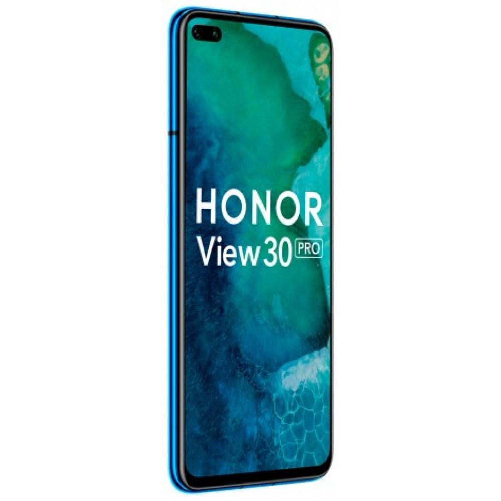Honor View 30 Pro голубой океан