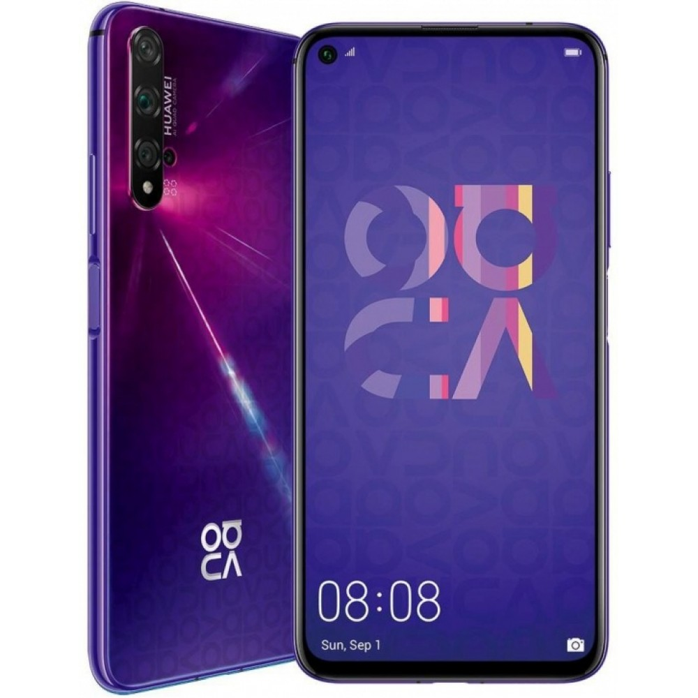 Huawei Nova 5T летний фиолетовый