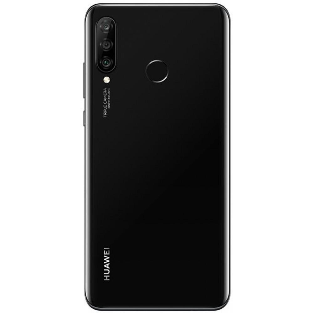 Huawei P30 Lite New Edition полночный чёрный