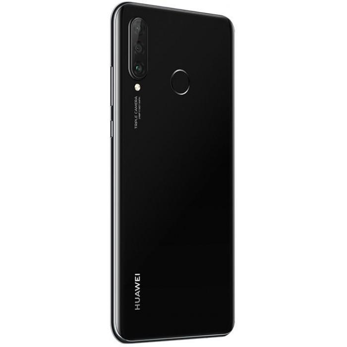 Huawei P30 Lite полночный чёрный