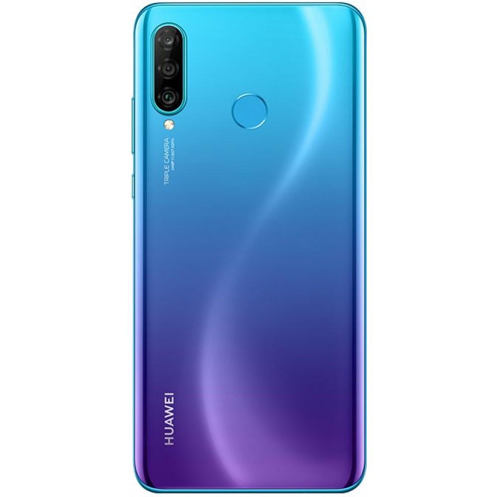 Huawei P30 Lite New Edition насыщенный бирюзовый
