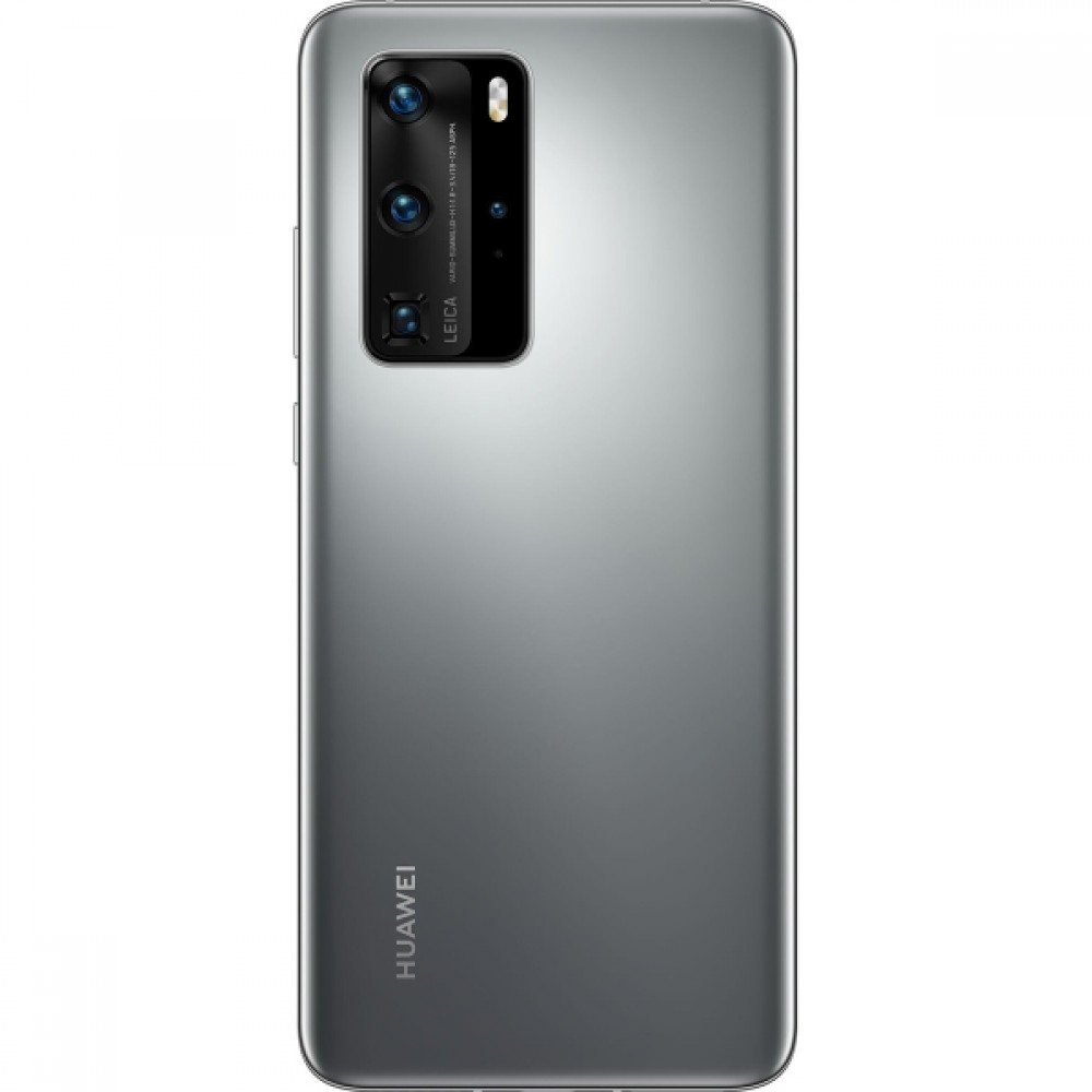 Huawei P40 Pro 8/256GB серебристый