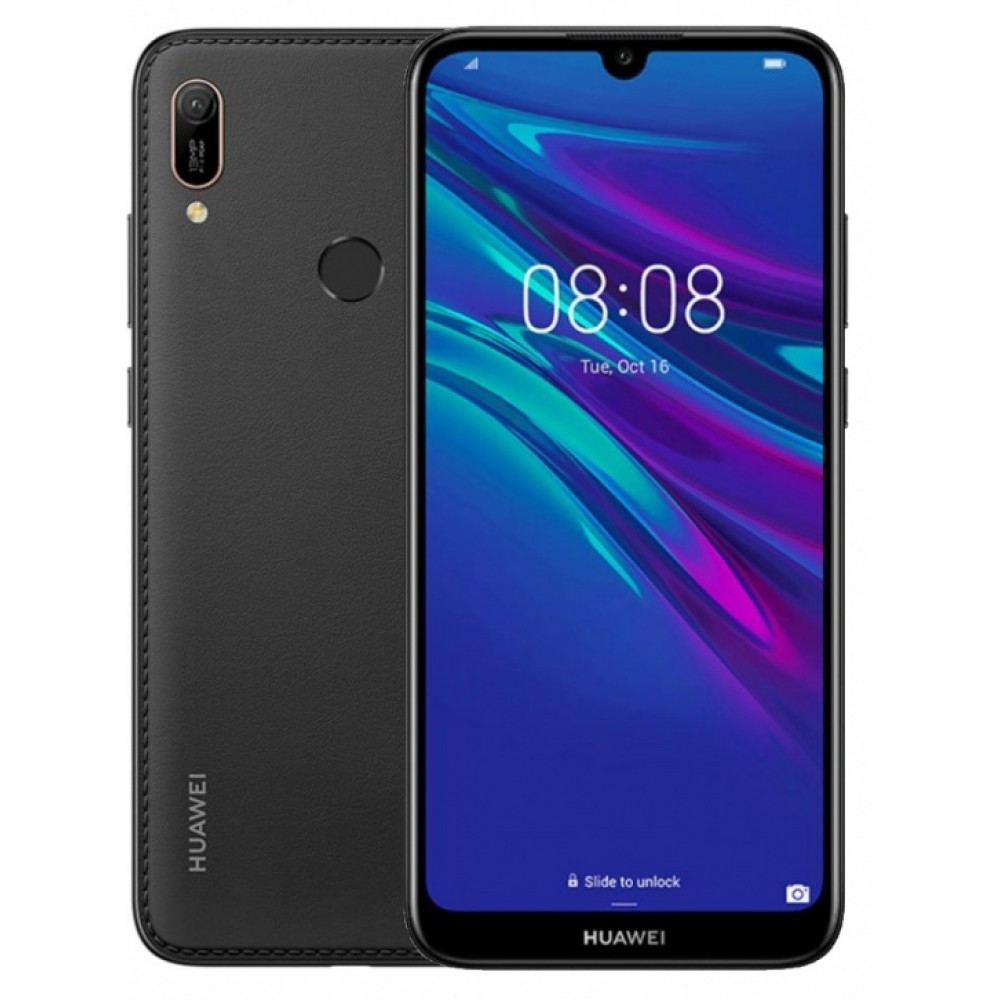 Huawei Y6 (2019) классический чёрный