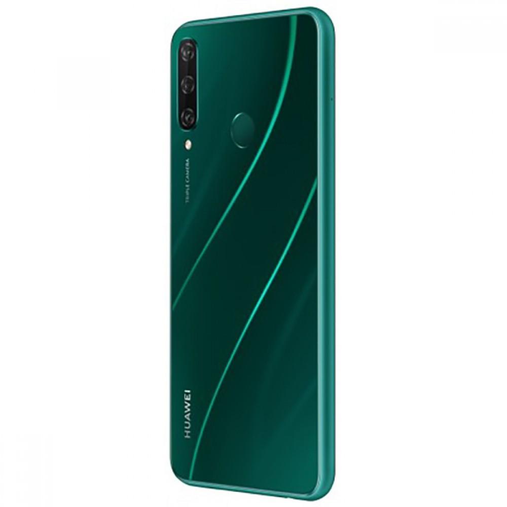Huawei Y6p 3/64GB изумрудно-зелёный
