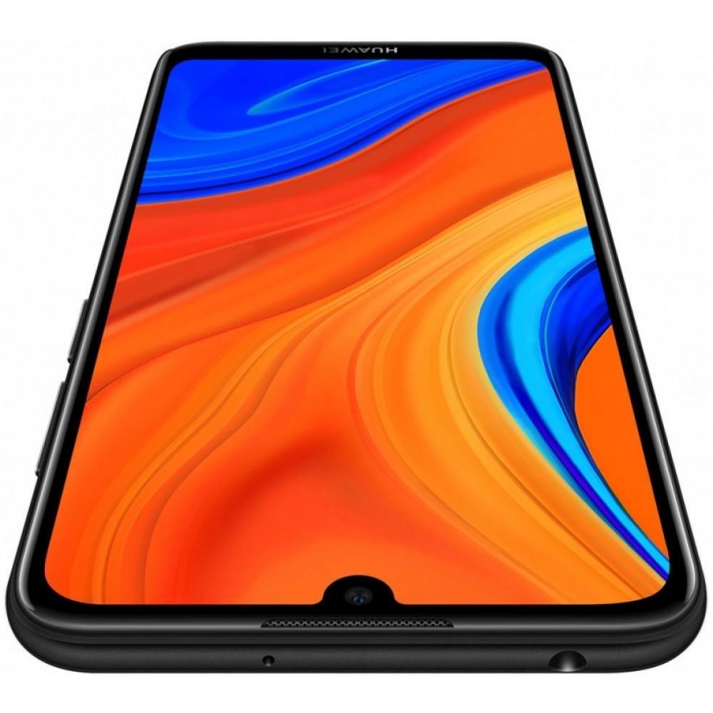 Huawei Y6s 3/64GB сияющий чёрный