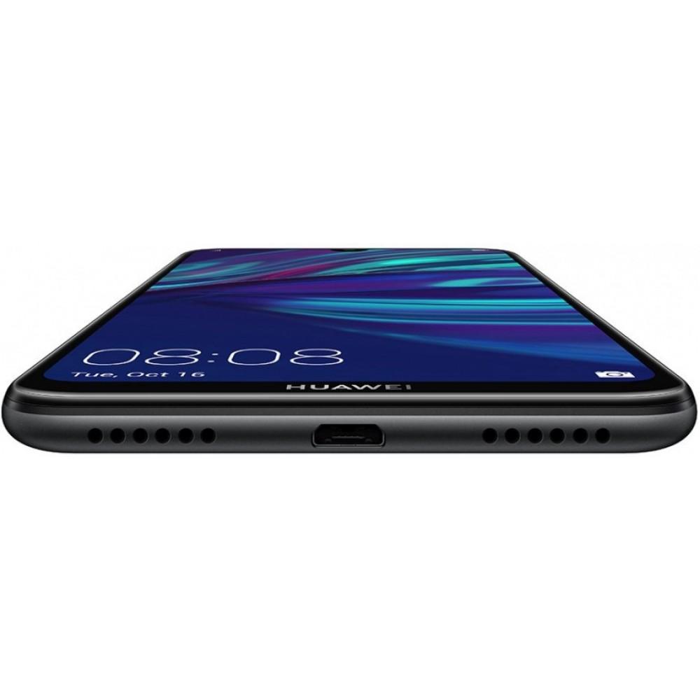 Huawei Y7 (2019) 32GB полночный чёрный
