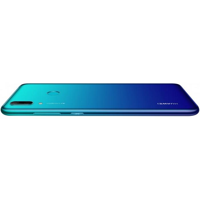 Huawei Y7 (2019) 32GB ярко-голубой