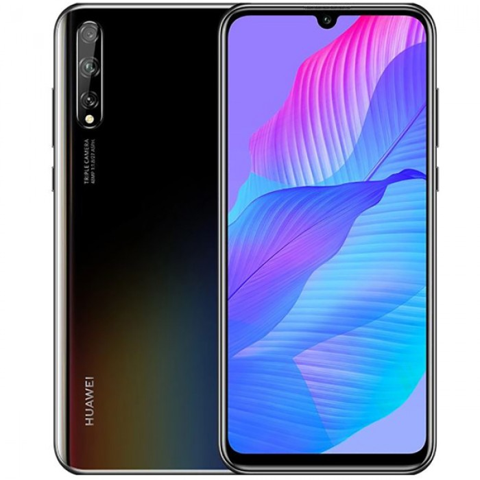 Huawei Y8p 4/128GB полночный чёрный