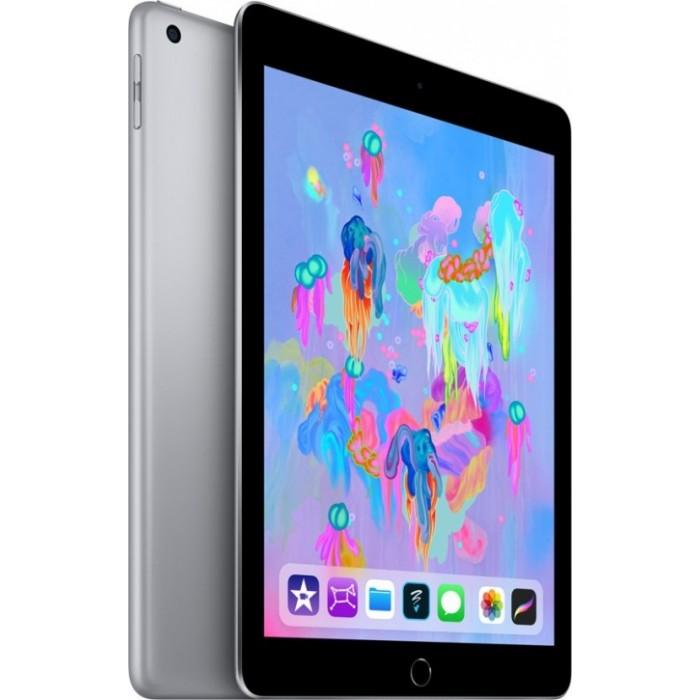 iPad (2018) Wi-Fi 128 ГБ «серый космос»