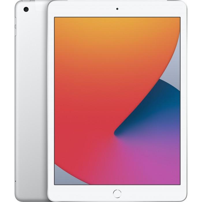 iPad (2020) 128Gb Wi-Fi + Cellular серебристый