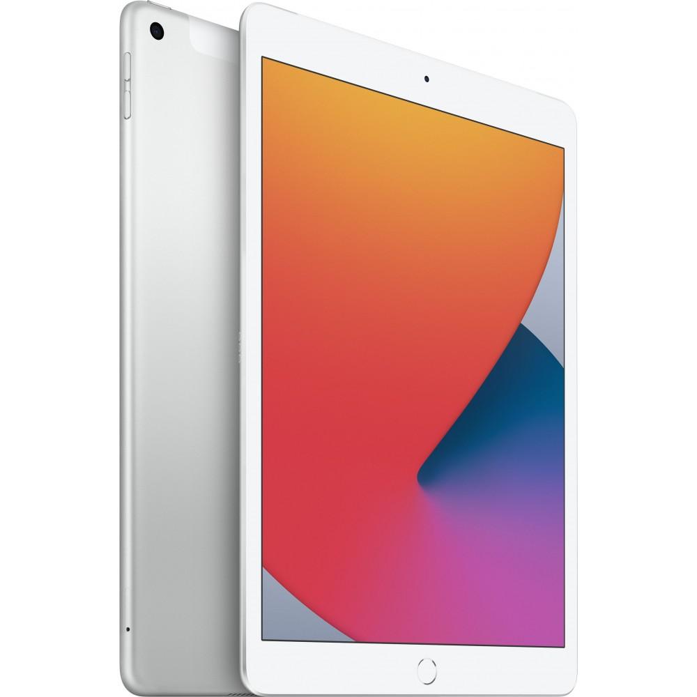 iPad (2020) 10.2 Wi-Fi + Cellular 128 ГБ серебристый