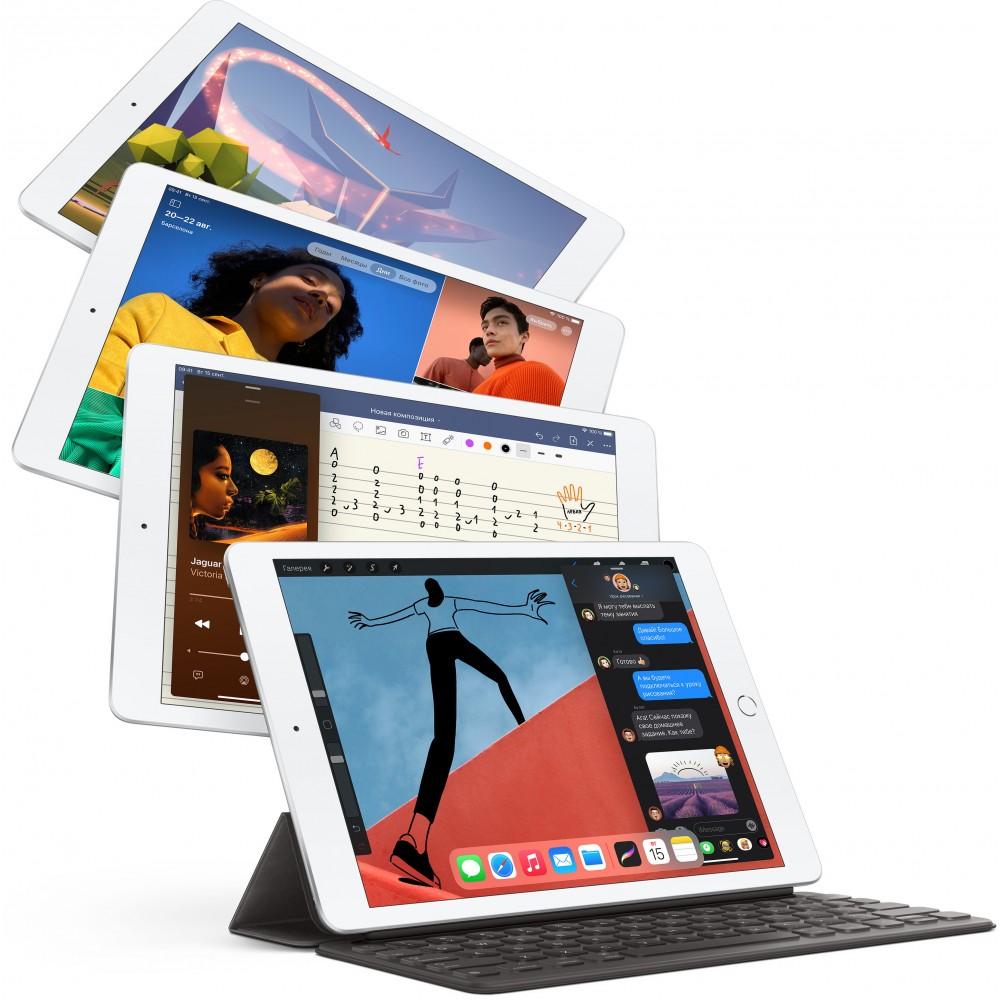 iPad (2020) 128Gb Wi-Fi + Cellular «серый космос»