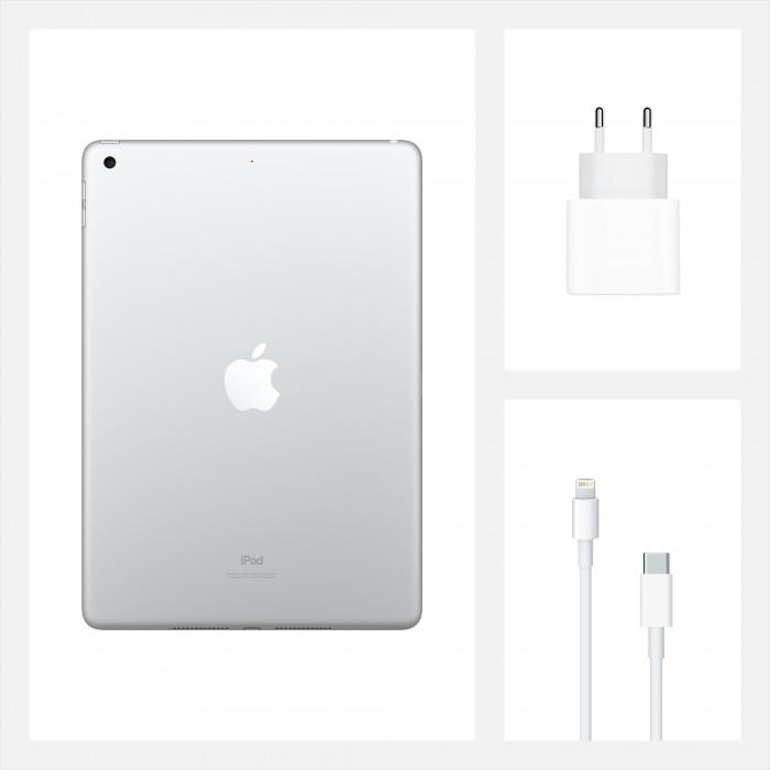 iPad (2020) 32Gb Wi-Fi серебристый