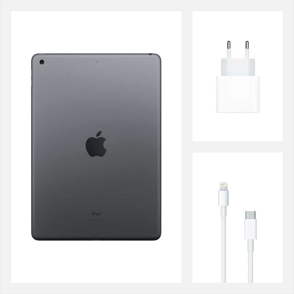 iPad (2020) 10.2 Wi-Fi 128 ГБ «серый космос»