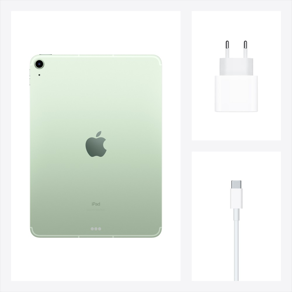 iPad Air (2020) 64Gb Wi-Fi + Cellular зелёный