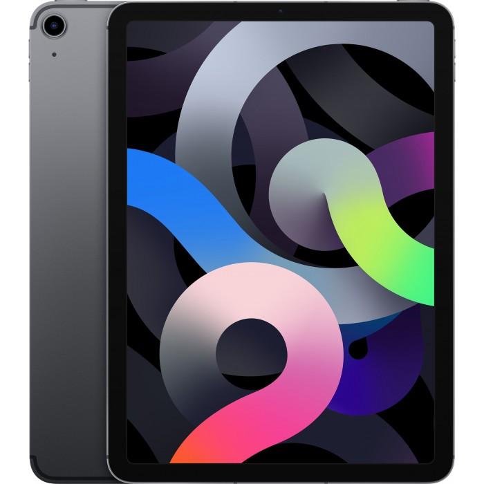 iPad Air (2020) 64Gb Wi-Fi + Cellular «серый космос»