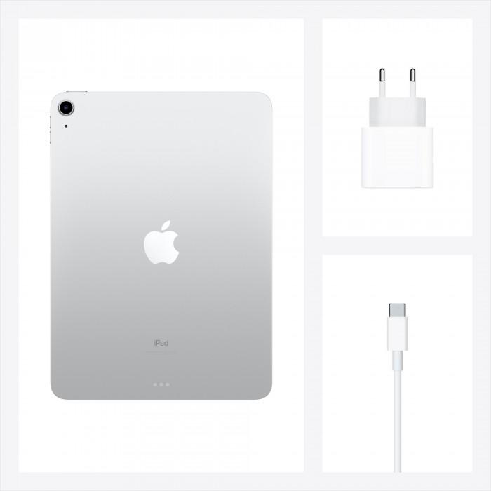 iPad Air (2020) 256Gb Wi-Fi серебристый