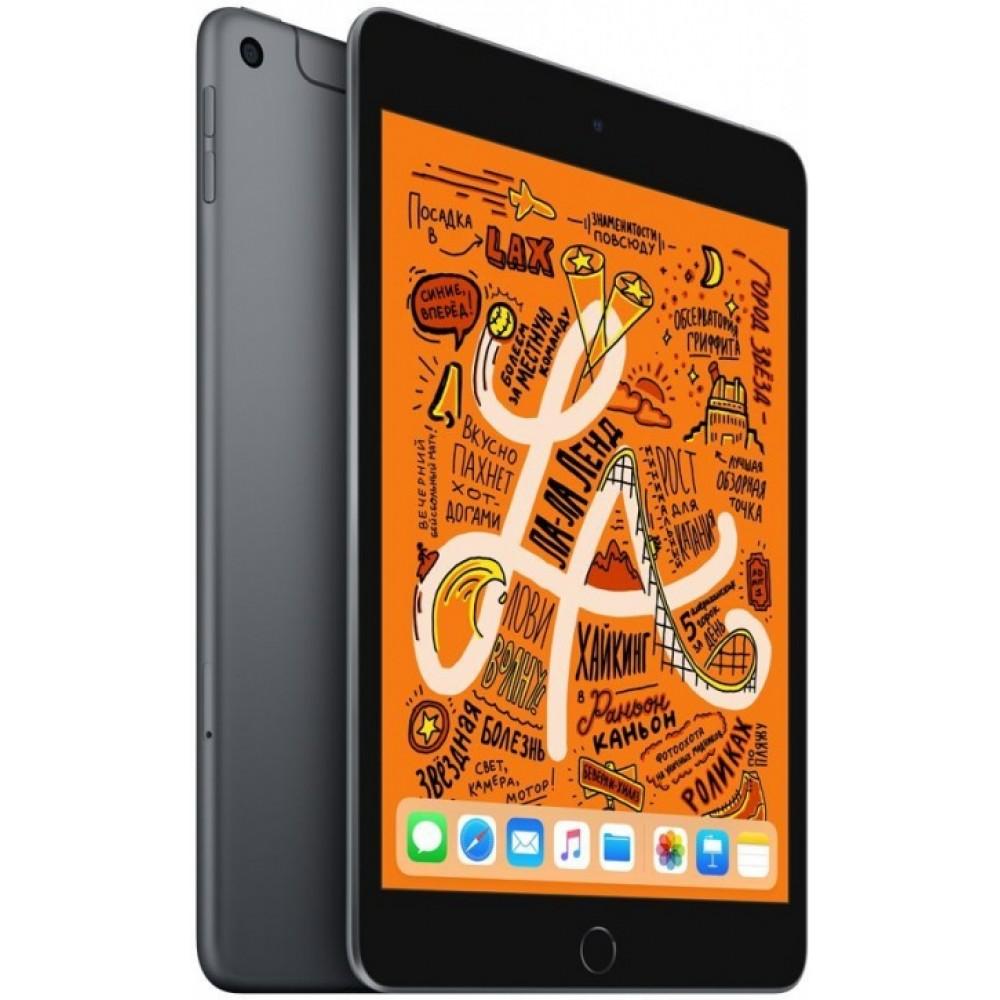 iPad mini (2019) Wi-Fi + Cellular 256 ГБ «серый космос»
