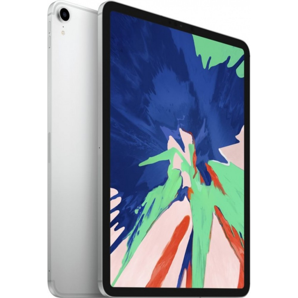 iPad Pro (2018) 11 Wi-Fi + Cellular 512 ГБ серебристый