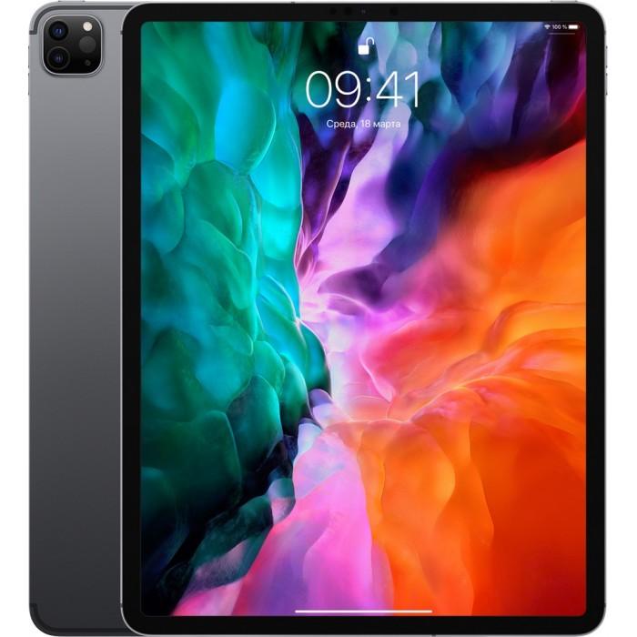 iPad Pro (2020) 12,9 дюйма Wi-Fi + Cellular 1 ТБ «серый космос»