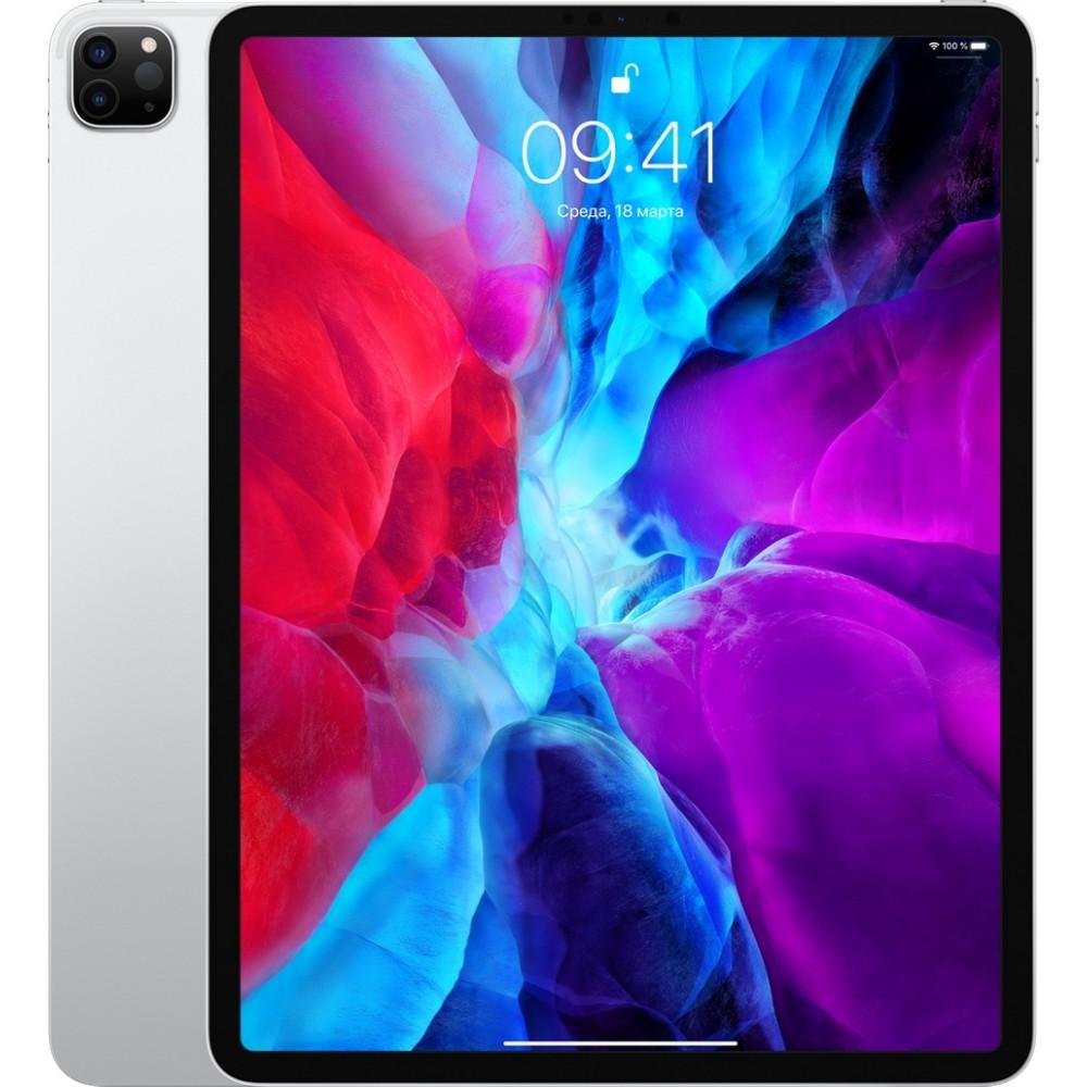 iPad Pro (2020) 12,9 дюйма Wi-Fi 256 ГБ серебристый