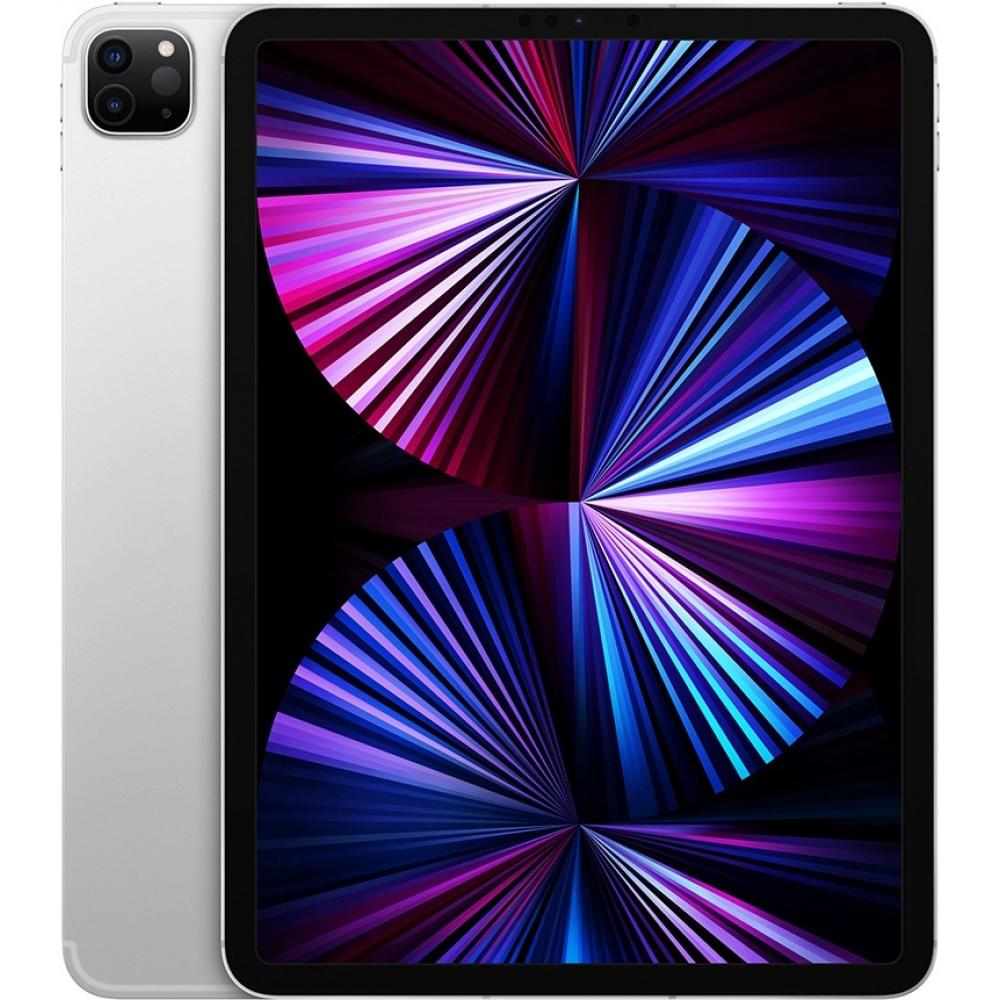 iPad Pro (2021) 11 дюймов Wi-Fi + Cellular 512 ГБ Серебристый