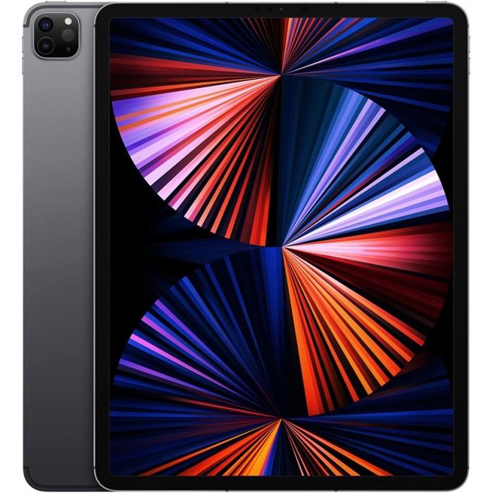 iPad Pro (2021) 12,9 дюйма Wi-Fi + Cellular 256 ГБ «Серый космос»