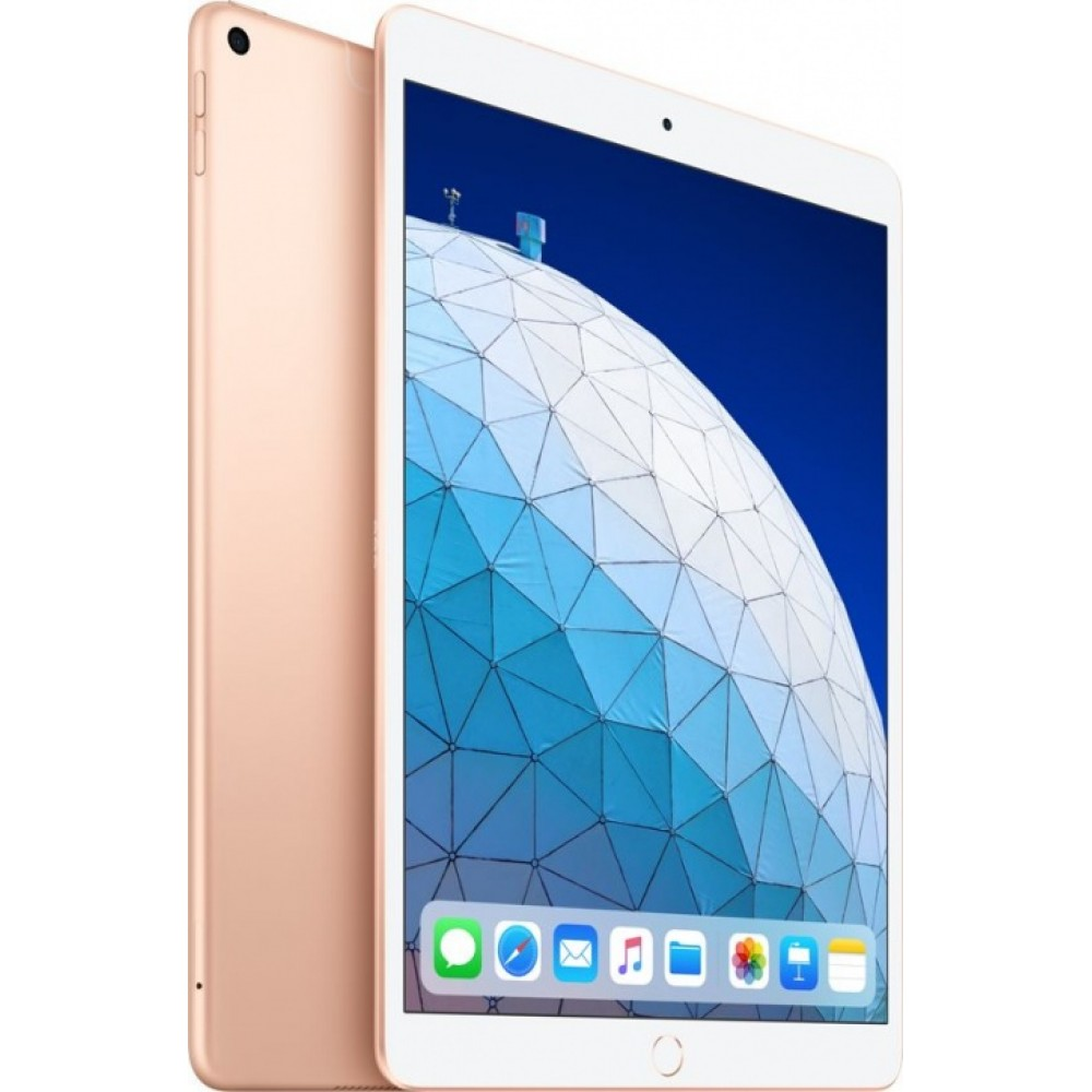 iPad Air (2019) Wi-Fi + Cellular 64 ГБ золотой