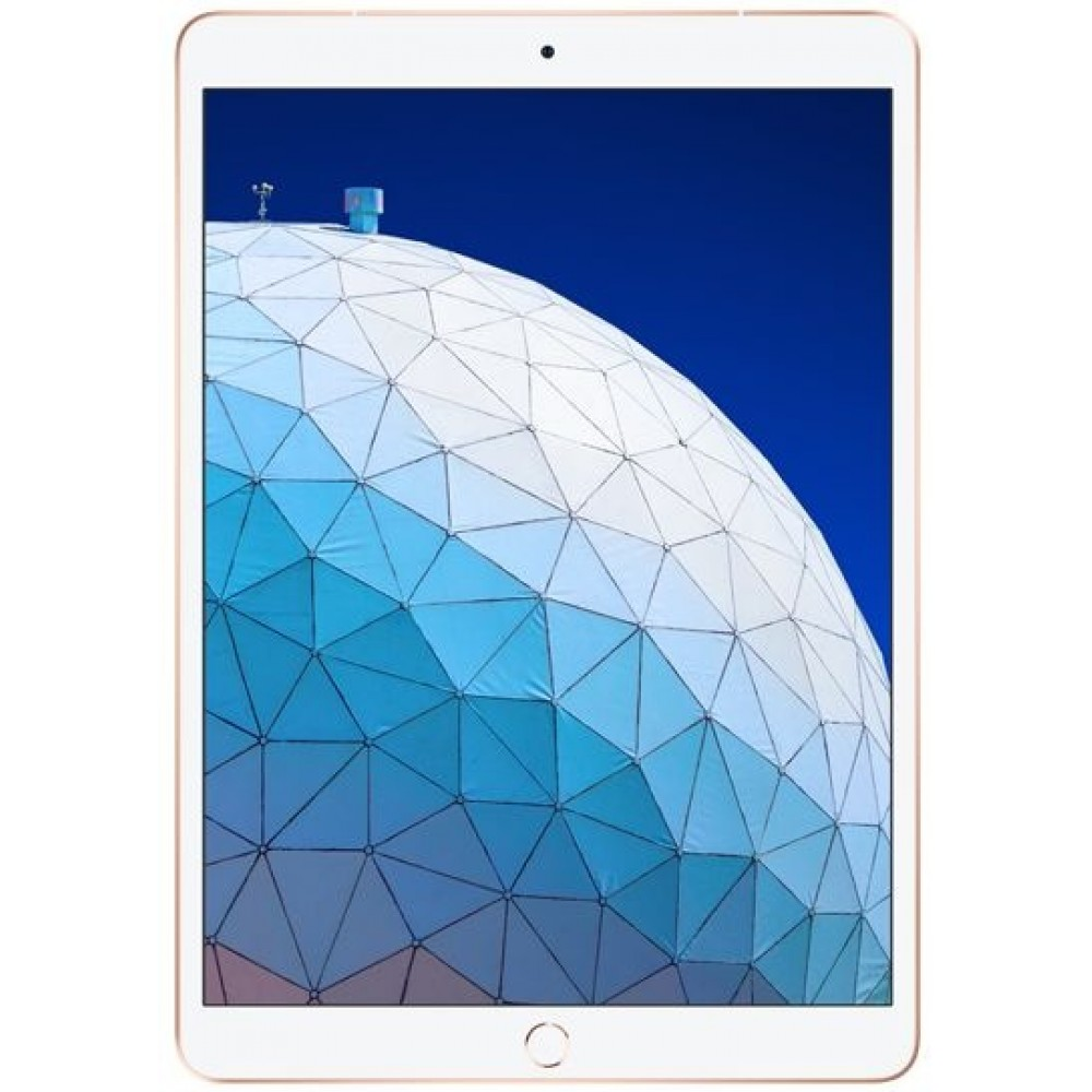 iPad Air (2019) Wi-Fi + Cellular 256 ГБ золотой