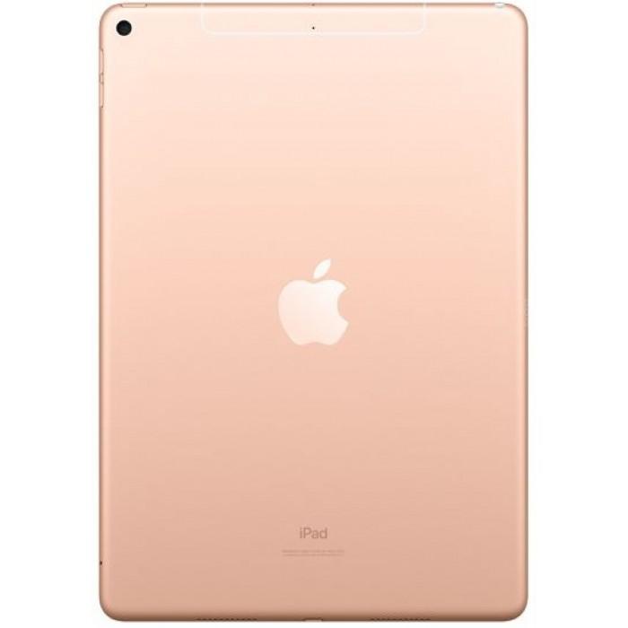 iPad Air (2019) Wi-Fi + Cellular 256 ГБ золотой