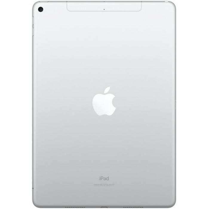 iPad Air (2019) Wi-Fi + Cellular 64 ГБ серебристый