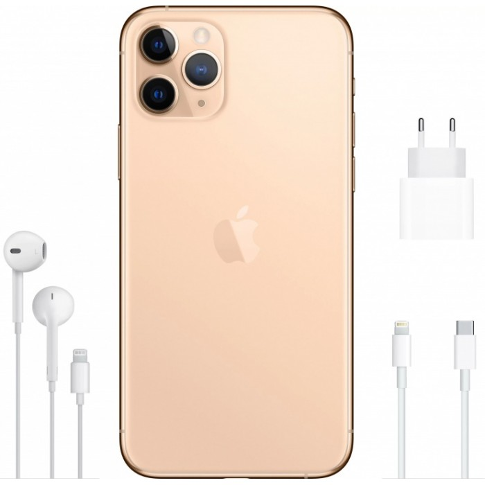 iPhone 11 Pro Max 64 ГБ золотой