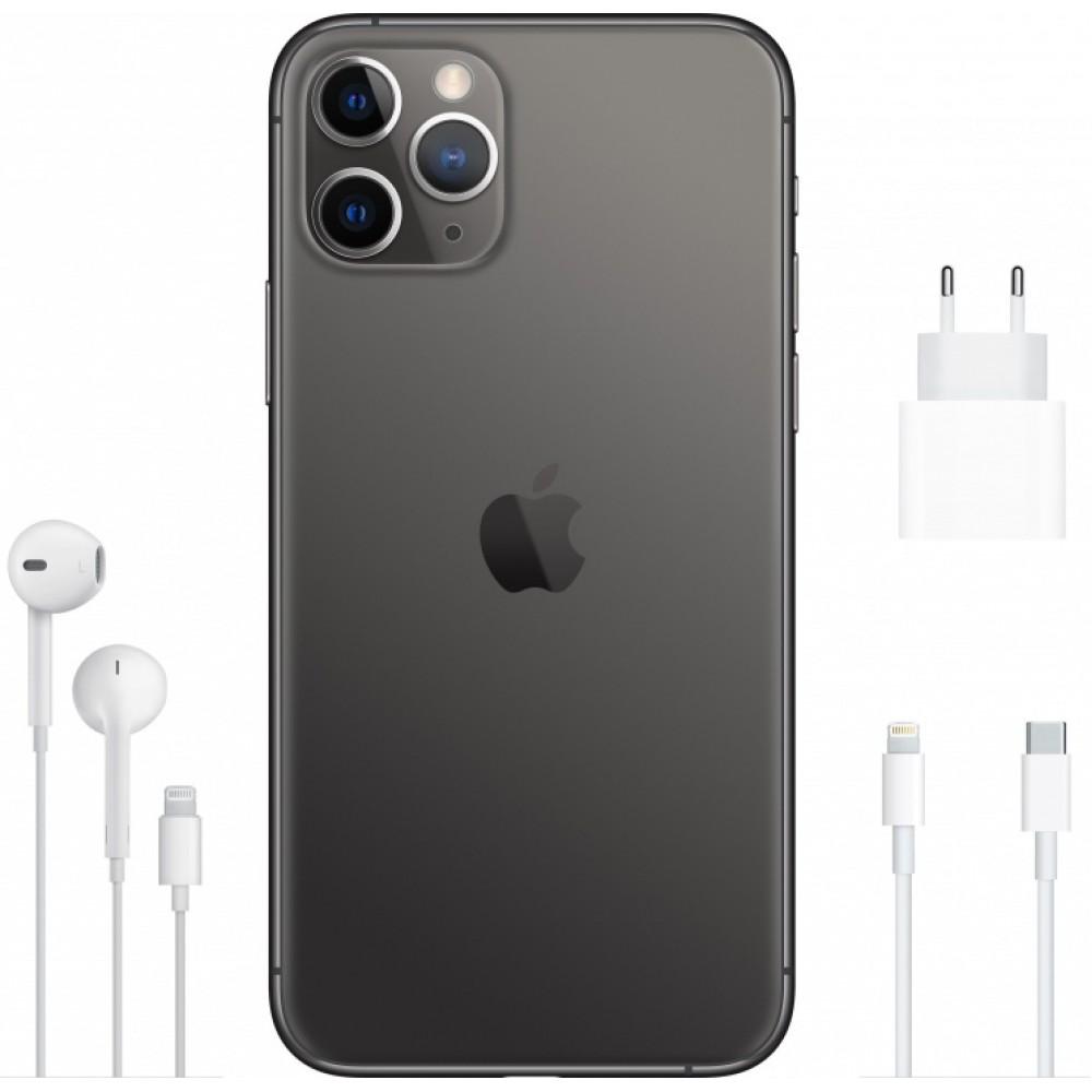 iPhone 11 Pro Max (Dual SIM) 256 ГБ «серый космос»
