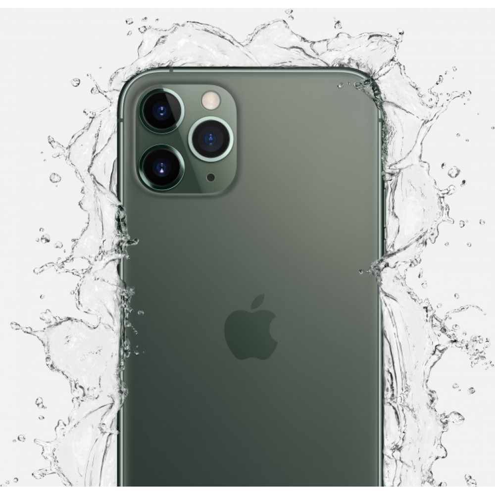 iPhone 11 Pro Max 512 ГБ тёмно-зелёный