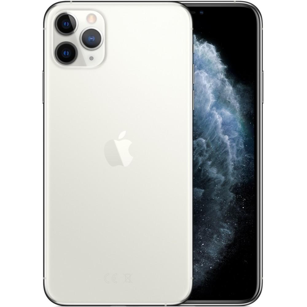 iPhone 11 Pro Max 256 ГБ серебристый
