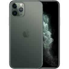 iPhone 11 Pro (Dual SIM) 64 ГБ тёмно-зелёный
